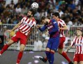 أتليتكو مدريد فى ضيافة فالنسيا بالجولة 24 بالدورى الإسبانى