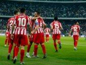 أتلتيكو مدريد يقضى على برشلونة ويصطدم بالريال فى نهائي السوبر الإسباني