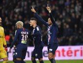 باريس سان جيرمان يدرس تخفيض رواتب لاعبيه بسبب فيروس كورونا