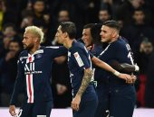 عودة نيمار ودى ماريا لتشكيل باريس سان جيرمان ضد مارسيليا بالدوري الفرنسي