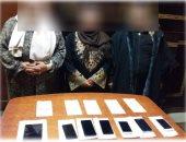 ضبط 3 سيدات كون تشكيلا عصابيا تخصص فى سرقة المواطنين بأسلوب النشل بالإسكندرية