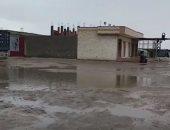 أخبار مصر اليوم.. سقوط أمطار غزيرة على طريق مصر إسكندرية الصحرواى