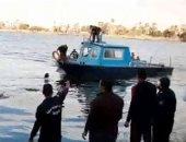 محافظ أسيوط يشيد بجهود الحماية المدنية فى إنقاذ فتاة سقطت بنهر النيل