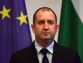 الرئيس البلغارى يشيد بدور مصر فى تحقيق الاستقرار والأمن بالمنطقة