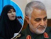 ابنة قاسم سليمانى ترفض ميزانية الحكومة المخصصة لها لهذا السبب