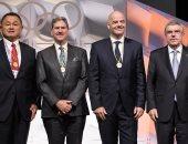 إنفانتينو: كرة القدم تساعد العالم فى القضاء على فيروس كورونا