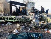 CBS الأمريكية: السلطات الإيرانية نظفت مكان حادث الطائرة قبل وصول المحققين