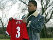 زى النهاردة.. إيفرا ينضم إلى مانشستر يونايتد من موناكو فى 2006