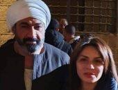 """شاهد أول صورة لشخصية ياسر جلال في مسلسل """"الفتوة"""" رمضان المقبل"""