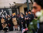 احتجاجات على أزمة حرائق الغابات الاسترالية فى المكسيك والأرجنتين