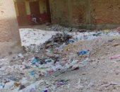 قارئ يشكو استمرار انتشار القمامة بمحور 26 يوليو بالجيزة