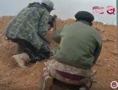 ميليشيات موالية لتركيا تقصف منطقة سكنية غرب سرت الليبية