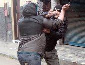 حجز سائق توك توك تعدى بالضرب على زميله بسبب أولوية المرور بحلوان