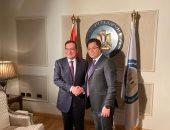 وزير البترول: 200 تريليون قدم مكعب احتياطى غاز شرق المتوسط
