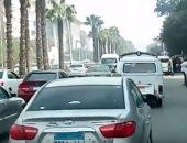 حصاد الوزارات.. غلق جزئى لشارع الأهرام 4 أيام تبدأ غداً من 12 لـ 5 صباحاً