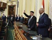 صور.. بدء الجلسة العامة للبرلمان المصرى بحضور رئيس مجلس النواب الليبى