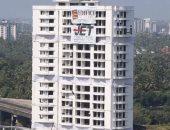 فيديو.. السلطات الهندية تدمر مبنيين سكنيين فاخرين لانتهاكهما قوانين البيئة