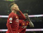وولفرهامبتون ضد ليفربول.. فيرمينو يقتل المباراة بهدف ثان فى الدقيقة 84