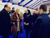 رئيس التجارية الرومانية المصرية تعلن إنشاء معرض دائم لأثاث دمياط ببوخارست