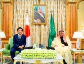 آبى يبحث مع وزير الخارجية السعودى سبل تهدئة الأوضاع المتوترة فى المنطقة