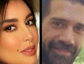 """أحمد مجدى ودياب فى المعادى لتصوير مشاهد مسلسل """"فرصة ثانية"""""""