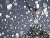 إلغاء 1000 رحلة جوية بأمريكا بسبب العواصف وارتفاع حصيلة الضحايا إلى 10