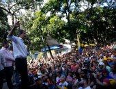 زعيم المعارضة الفنزويلى يدعو لمزيد من الاحتجاجات ضد الرئيس نيكولاس مادورو