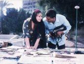 """بمشهد وصورة .. ليلى علوى تستعيد ذكرياتها فى فيلم """"اضحك الصورة تطلع حلوة"""""""