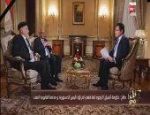 """رئيس النواب الليبى لـ""""خالد أبو بكر"""": مصر لم تتخلى عنا.. ولن ننسى شجاعتها معنا"""
