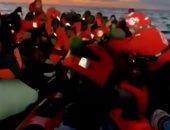 الأمم المتحدة: غرق 41 مهاجرا خلال محاولتهم عبور المتوسط نحو أوروبا