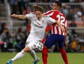 ريال مدريد يخطف لقب السوبر الاسباني من أتلتيكو بركلات الترجيح