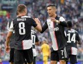 رونالدو على رأس قائمة يوفنتوس ضد أودينيزى فى كأس إيطاليا اليوم