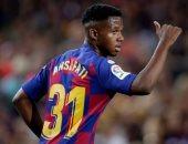 برشلونة يستقر علي موعد الظهور الأول للنجم أنسو فاتي