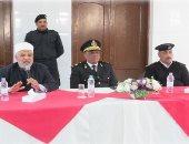 الداخلية تنظم ندوة تثقيفية لمجندى الشرطة للتأكيد على أهمية مساعدة المواطنين