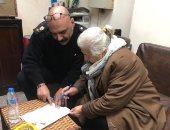قبل عيد الشرطة.. الداخلية تقدم تسهيلات لكبار السن بالجوازات