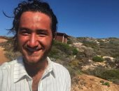 أحمد مالك بصورة قديمة من أستراليا: قلبي وصلاتي من أجل هذه الأرض الجميلة