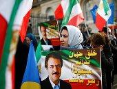 إيرانيون فى بريطانيا يدعمون الإحتجاجات فى بلدهم بعد سقوط الطائرة الأوكرانية