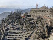 كوريا الجنوبية تلغى الرحلات إلى مانيلا خوفا من الرماد البركانى
