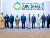 ولى عهد أبو ظبى مرحبا بضيوف أسبوع الاستدامة: لنواصل جهود خدمة المجتمعات