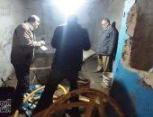 رئيس وحدة إكياد دجوى بالقليوبية: المنزل المنقب بداخله عن الآثار غير مرخص