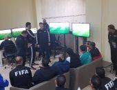 اتحاد الكرة يستعين بحكم فيديو أجنبي لمباريات القمة