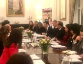 جيفرى آدامز يلتقى الشركات البريطانية فى مصر قبيل قمة الاستثمار البريطانية الإفريقية