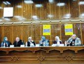 صور.. افتتاح المؤتمر التدريبي الأول للعاملين بالتأمين الصحي بمطروح