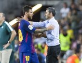 """برشلونة يحترق.. ميسي يفتح النار على أبيدال فى """"اتهام المؤامرة"""" على فالفيردى"""