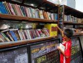 """""""الكتب المعقمة للجميع"""" فى سيناء.. توزيعها على الشباب """"أون لاين"""" دون الحاجة للذهاب إلى المعارض.. وأصحاب المبادرة: هدفنا تعزيز الإجراءات الوقائية للحماية من """"كورونا"""".. ومساعدة الشباب على تنمية هواية القراءة.. صور"""