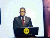 وزيرا الطيران والسياحة والآثار يتفقدان قاعات المتحف الجديد بالمطار