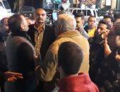 سعد الصغير فى أول تعليق على إغلاق كافيه الدقي: مرخص ولم يتسبب في إزعاج السكان