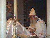 البابا تواضروس ينعى القمص أبتناجو كاهن كنيسة العذراء الزيتون