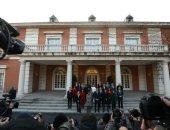 الحكومة الأسبانية تعقد أول اجتماع لها بتشكيلها الجديد