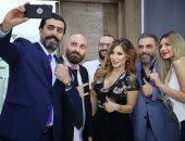 """ديما الحايك تشارك باسم ياخور في بطولة مسلسل """" ببساطة """""""